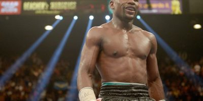 1. Floyd Mayweather Foto: Getty Images