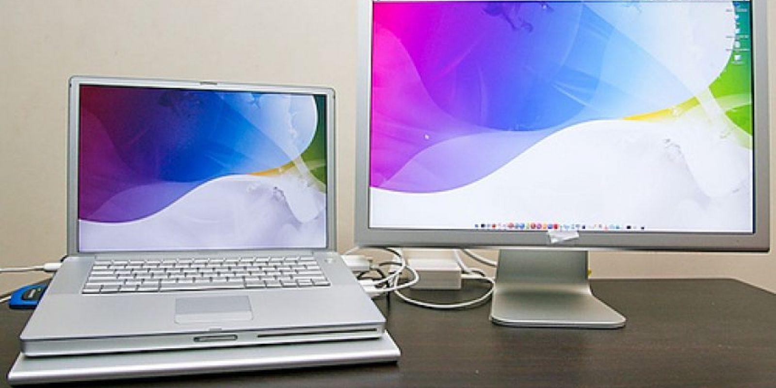 Apple Cinema Display (23 pulgadas con conexión DVI, principios del 2007) Foto:Tumblr