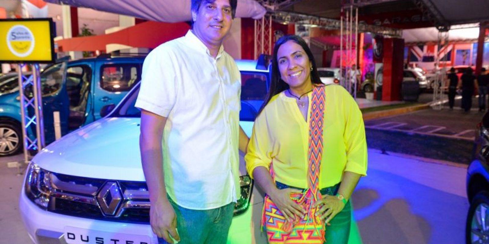 Luis Varela y Katiuska de Varela