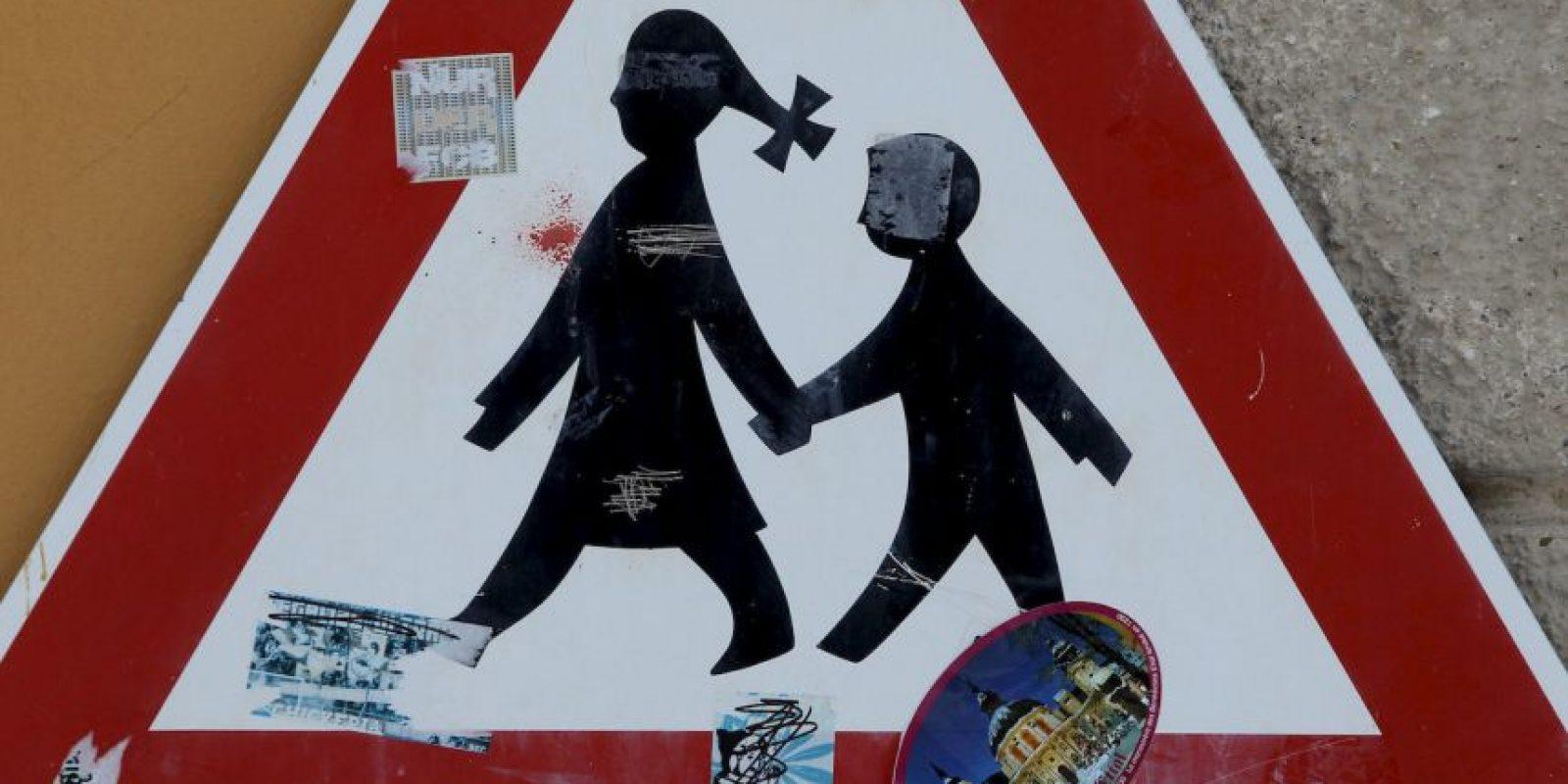4. La exposición a la violencia de pareja también se incluye a veces entre las formas de maltrato infantil. Foto:Getty Images