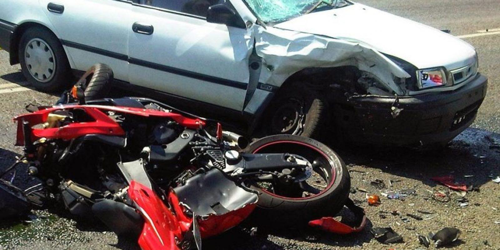 En el 85 % de los accidentes de tránsito en Semana Santa hay motocicletas involucradas.