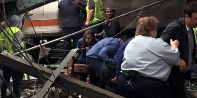 Se confirman tres muertos y cerca de 200 heriros en accidente de tren en Nueva Jersey