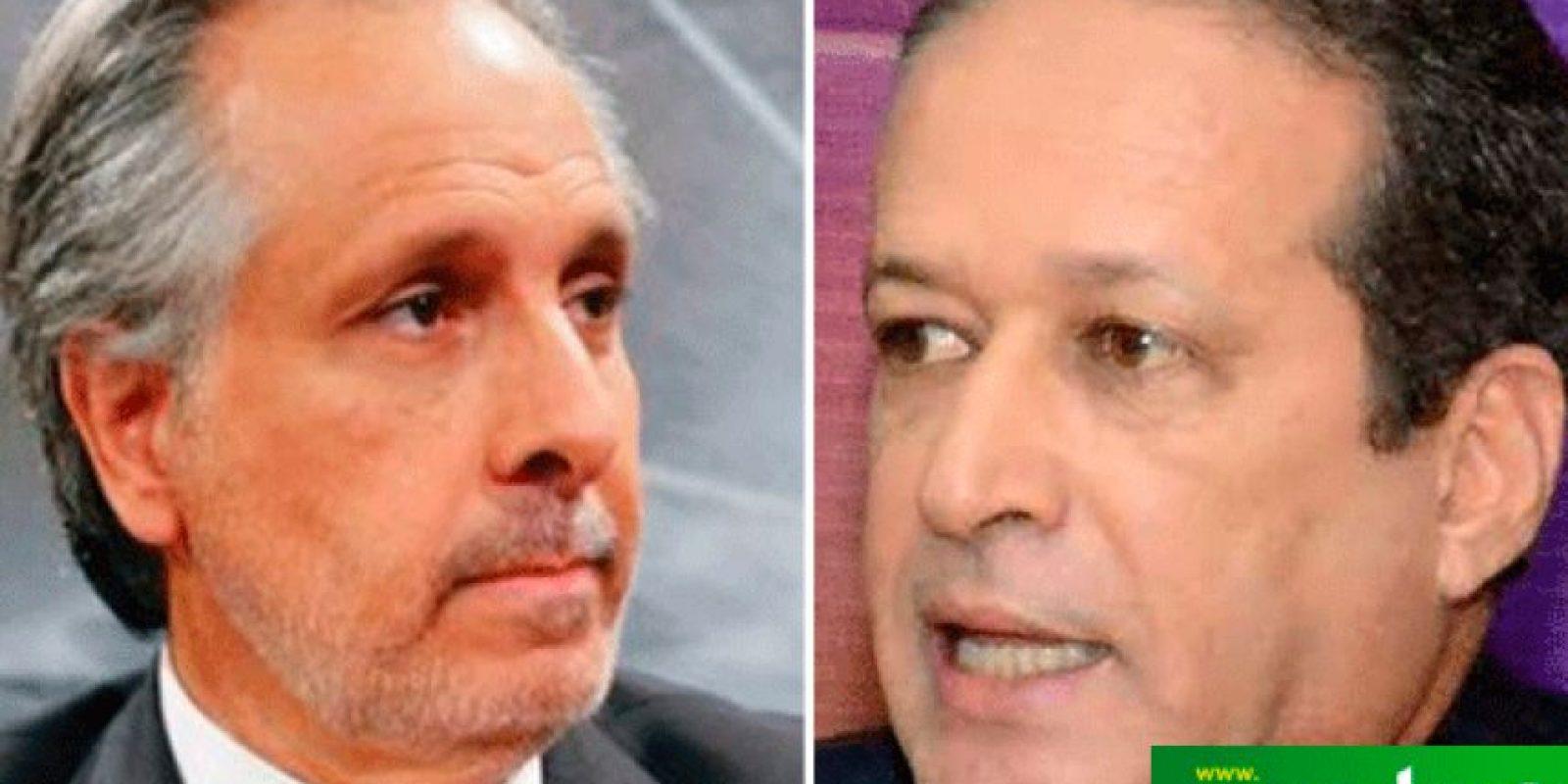 Alberto Atallah (PRM) y Reinaldo Pared (PLD) son los principales contrincantes a la senaduría del Distrito Nacional
