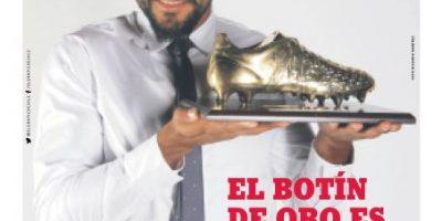 """""""Haitiano"""" fue elegido el mejor futbolista de Chile"""