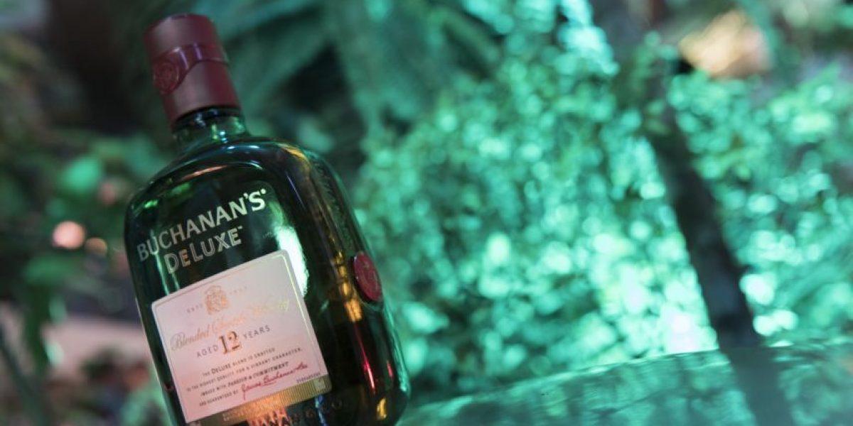 Buchanan's cambia de  imagen. El celebrado whisky estrena botella