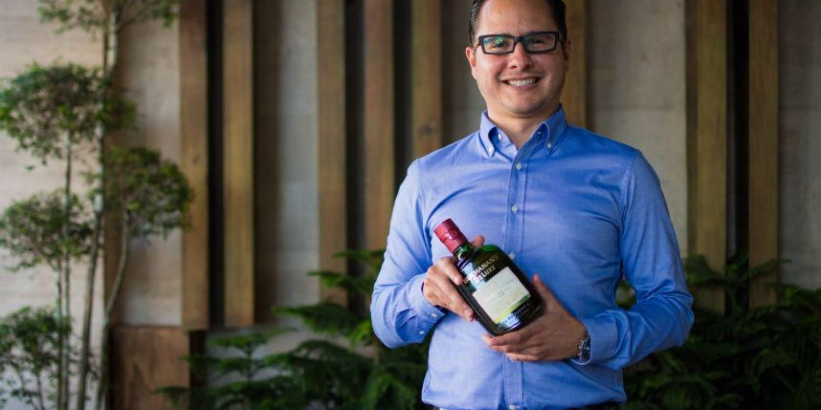 La nueva botella muestra una forma más redondeada. Foto:MAENO Y CO.