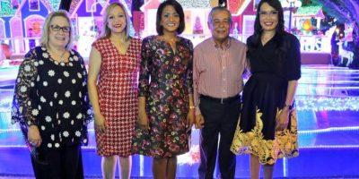Primera dama y Salcedo inauguran