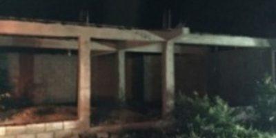 Casa donde fue encontrado el dinero Foto:Fuente Externa