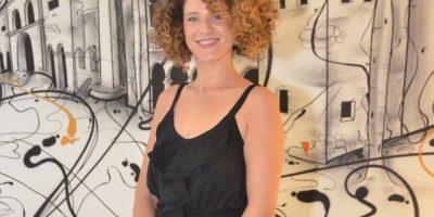 Jazzista Cyrille Aimée hoy en el Teatro La Fiesta