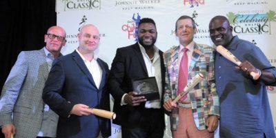 Clásico de Golf de Celebridades David Ortiz recaudó más de 300 mil dólares