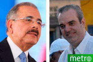 Danilo Medina y Luís Abinader son los principales candidatos a la presidencia de la República