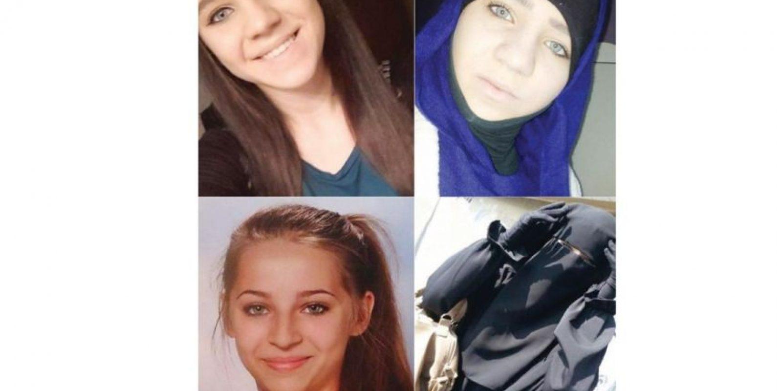 Samra Kesinović, de 17 años de edad, y Sabina Selimovic, de 15 años, dejaron a sus padres en Viena para unirse a los militantes del Estado Islámico en octubre del año pasado para casarse con combatientes chechenos.