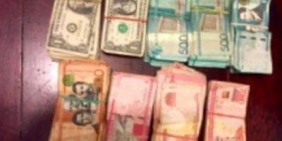 Recuperan más de 400 mil pesos del asalto sucursal BHD en Puerto Plata