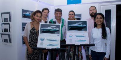 Estudiantes de Altos de Chavón pintarán               cascos de barcos
