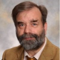 Roger Musson, Sismólogo de la British Geological Survey.