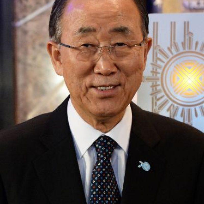 Ban Ki Moon (ONU)