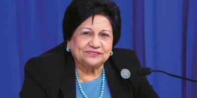 Ligia Amada MeloQueda hasta ahora fuera del gabinete la dirigente peledeísta que en días pasados protagonizó un incidente como ministra de Educación Superior por expresiones tildadas de racistas. A Ligia Amada Melo la sustituye Alejandrina Germán, quien viene del Ministerio de la Mujer.