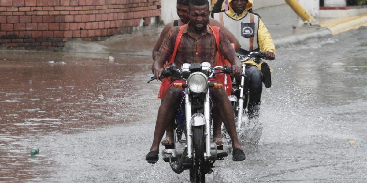 10 provincias en alerta, hoy seguirán las lluvias