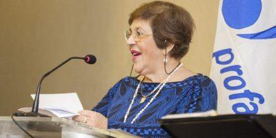 Magaly Caram 50 aniversario. Foto:Fuente externa
