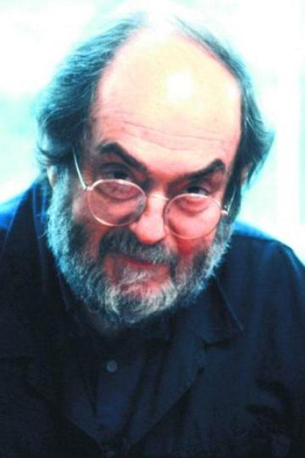 Stanley Kubric. Fallecido director de cine Foto:Fuente externa
