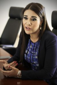 Michelle Ortiz Foto:Roberto Guzmán