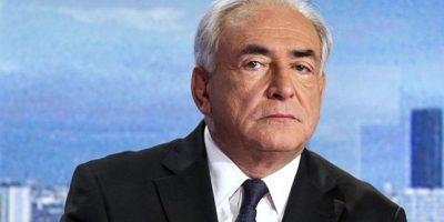 Dominique Strauss-Kahn. Exdirector del FMI Foto:Fuente externa