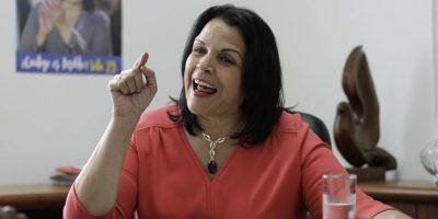 """Minou Tavárez: """"El pueblo tiene que votar por nosotros para fortalecer una opción distinta"""""""