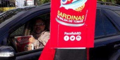 Paco Fish activó su sabor