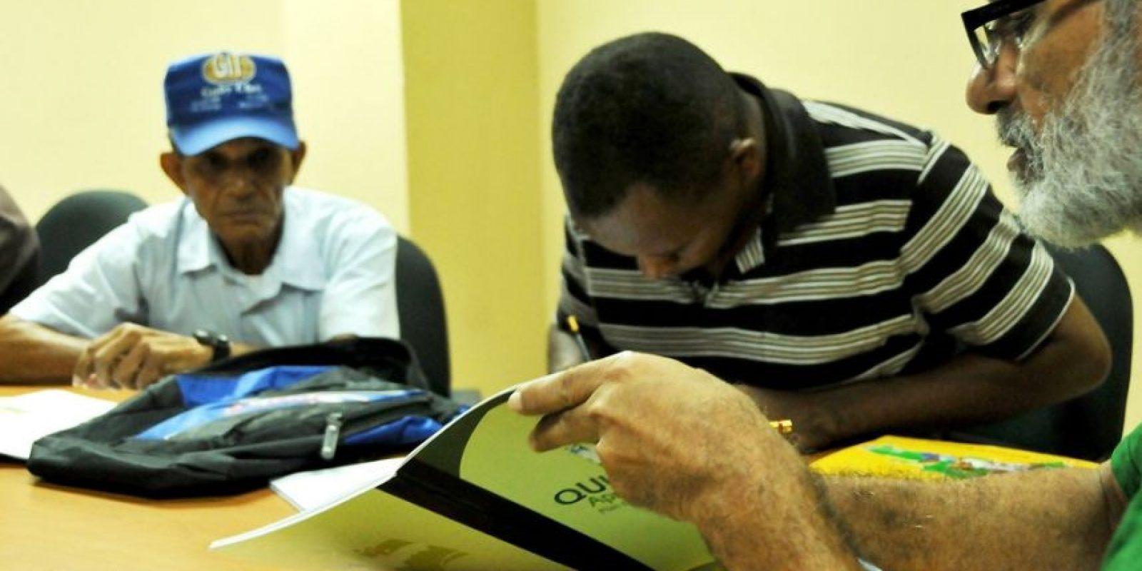 Unas 851 personas no sabían leer ni escribir, según el censo de 2010. Foto:Fuente externa