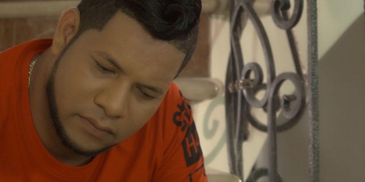 """El Kelo graba videoclip del tema """"Aficiao"""""""