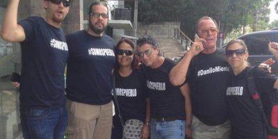"""#SomosPueblo: """"Aquí no ha habido elecciones y el pueblo lo sabe"""""""