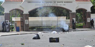 """Temístocles Móntas: """"Disturbios en la UASD son patrocinados por el PRM y aliados"""""""