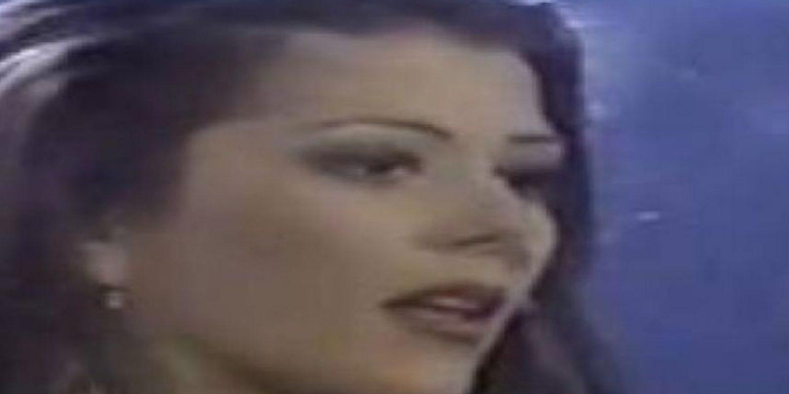 """Alejandra Guzmán se hizo muy conocida en Latinoamérica por canciones como """"Mala Hierba"""" o """"Hacer el amor con otro"""". Foto:vía Youtube"""