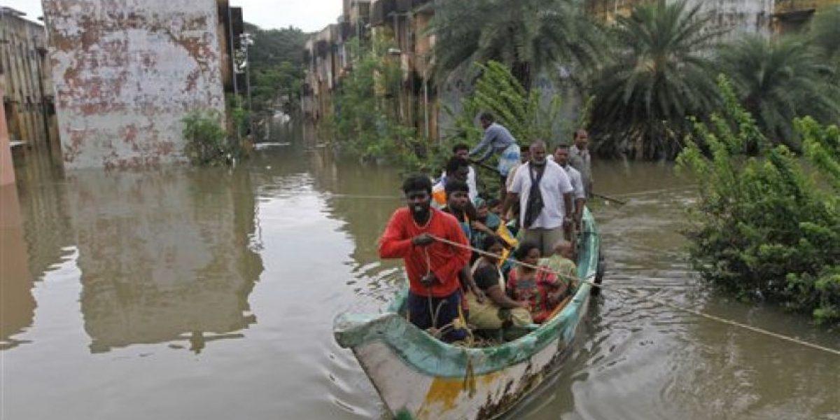 Así se viven las inundaciones que han cobrado 280 vidas en India