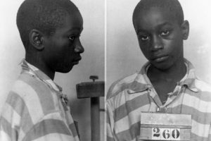6. George Jr. Stinney Foto: Archivo Histórico de Carolina del Norte