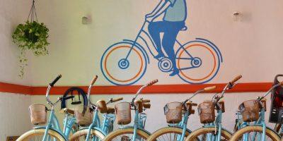 Las bicicletas Beach Cruiser son perfectas para un paseo urbano. Foto:Mario de Peña