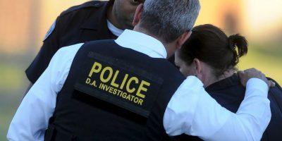 Los dos atacantes fueron abatidos durante un enfrentamiento con la Policía. Foto:AP