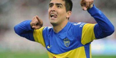 Lucas Viatri. Futbolista argentino Foto:Getty Images