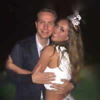 Luego de tres años de relación, Anahí y Manuel Velasco pasaron por el altar en abril. Foto:vía instagram.com/anahi
