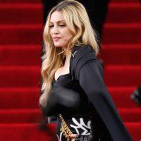 Madonna no temió mostrar sus axilas cubiertas de vello en Instagram. Foto:Getty Images