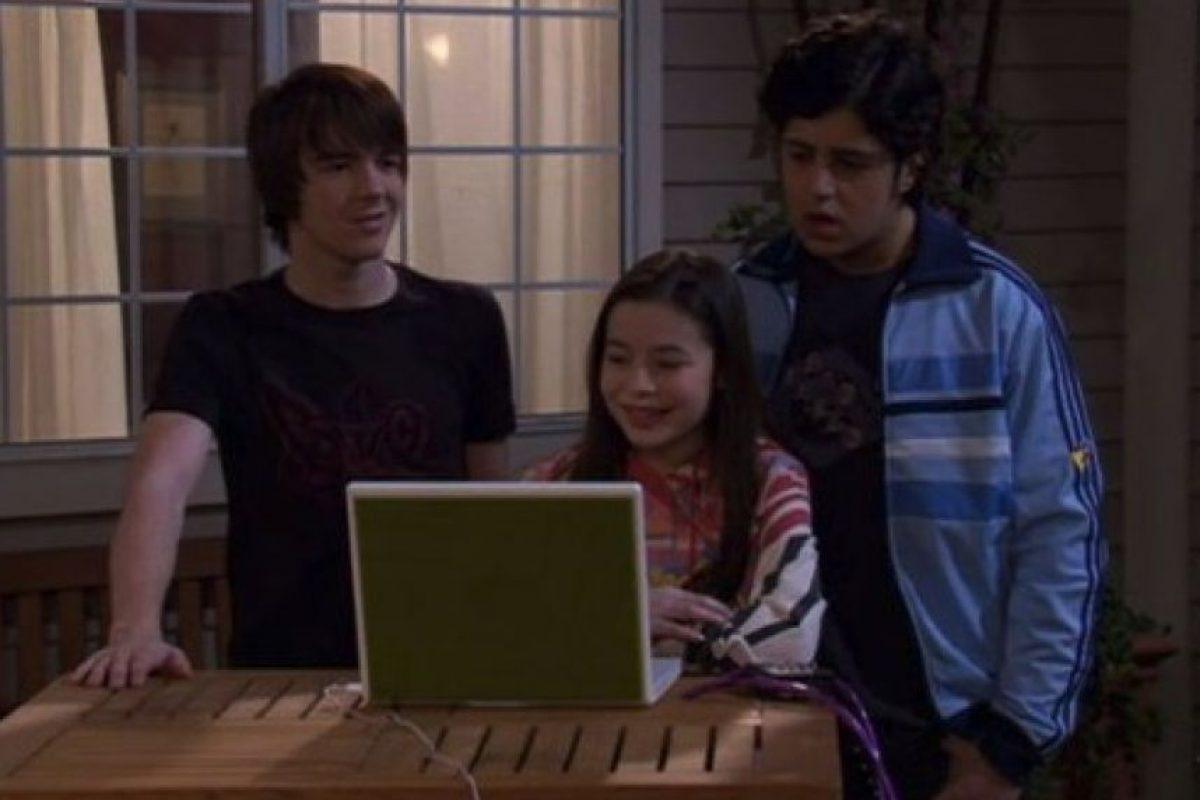 "En 2004, Drake Bell y Josh Peck protagonizaron la serie ""Drake y Josh"". Foto:Nickelodeon"