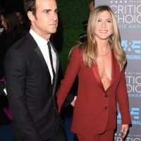 Su nombre es Justin Theroux Foto: Getty Images