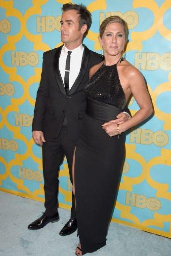 """Y tuvo como invitados a varios miembros de la recordada comedia """"Friends"""". Foto:Getty Images"""