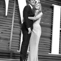 Posteriormente, la pareja eligió Bora Bora para pasar sus primeras noches como marido y mujer Foto:Getty Images
