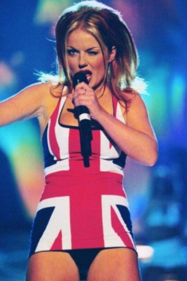 "Geri Halliwell, más recordada como ""Ginger Spice"". Foto:Getty Images"