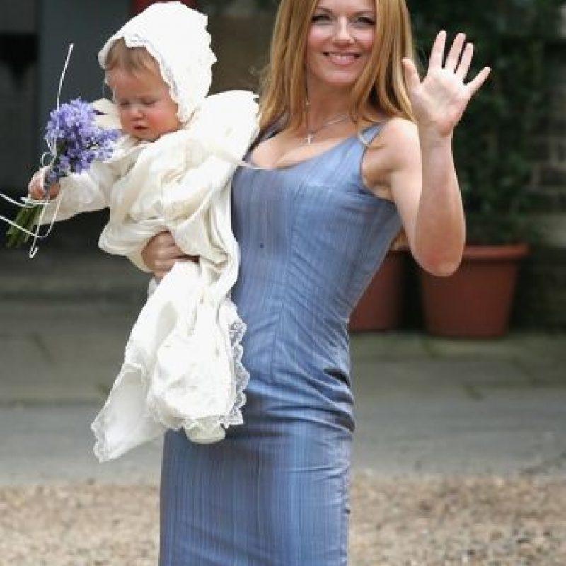 En 2006 dio a luz a su hija Bluebell Madonna, pero no reveló el nombre del padre. Foto:Getty Images
