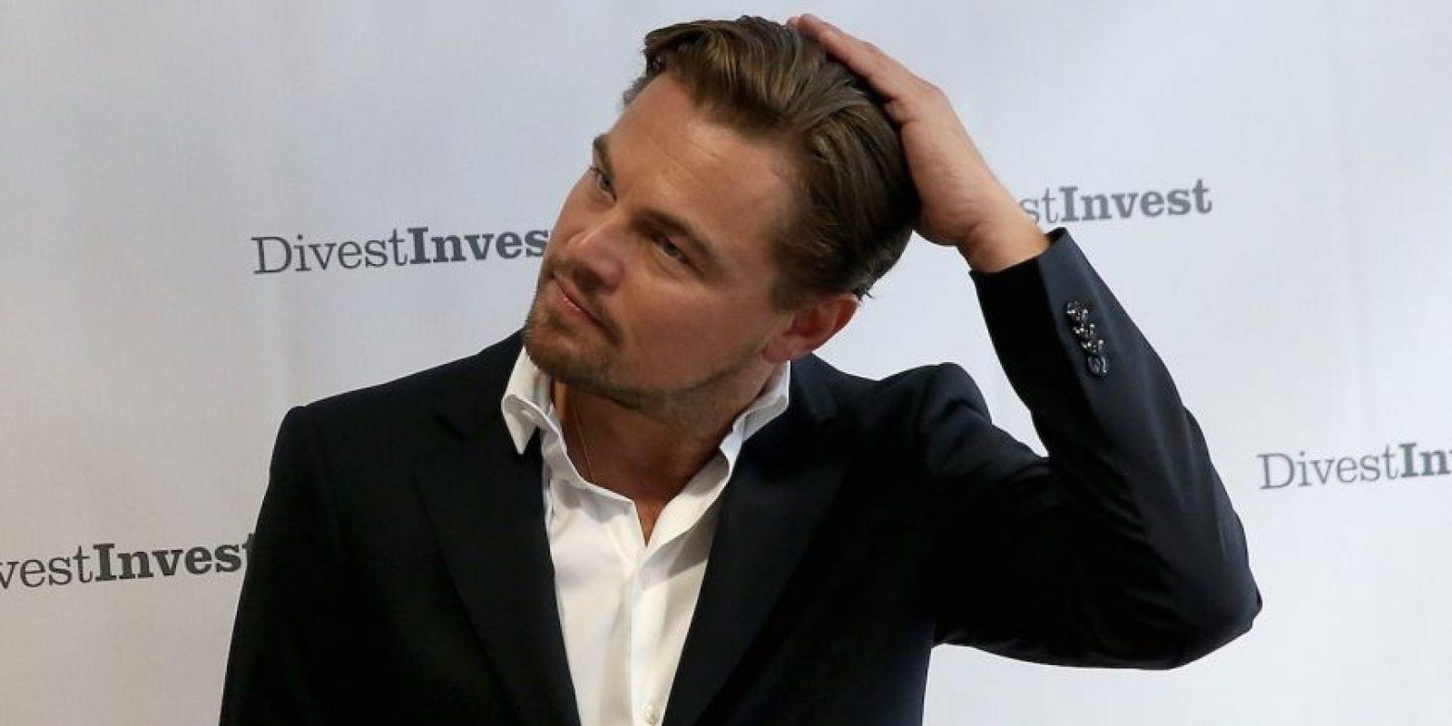 Con este filme el director busca su segundo Óscar, mientras que DiCaprio podría ganar la estatuilla por primera vez. Foto:Getty Images