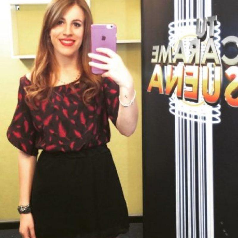 """Y es una concursante del famoso reality """"Tu Cara me Suena"""". Foto:vía instagram.com/laura_esquivel"""