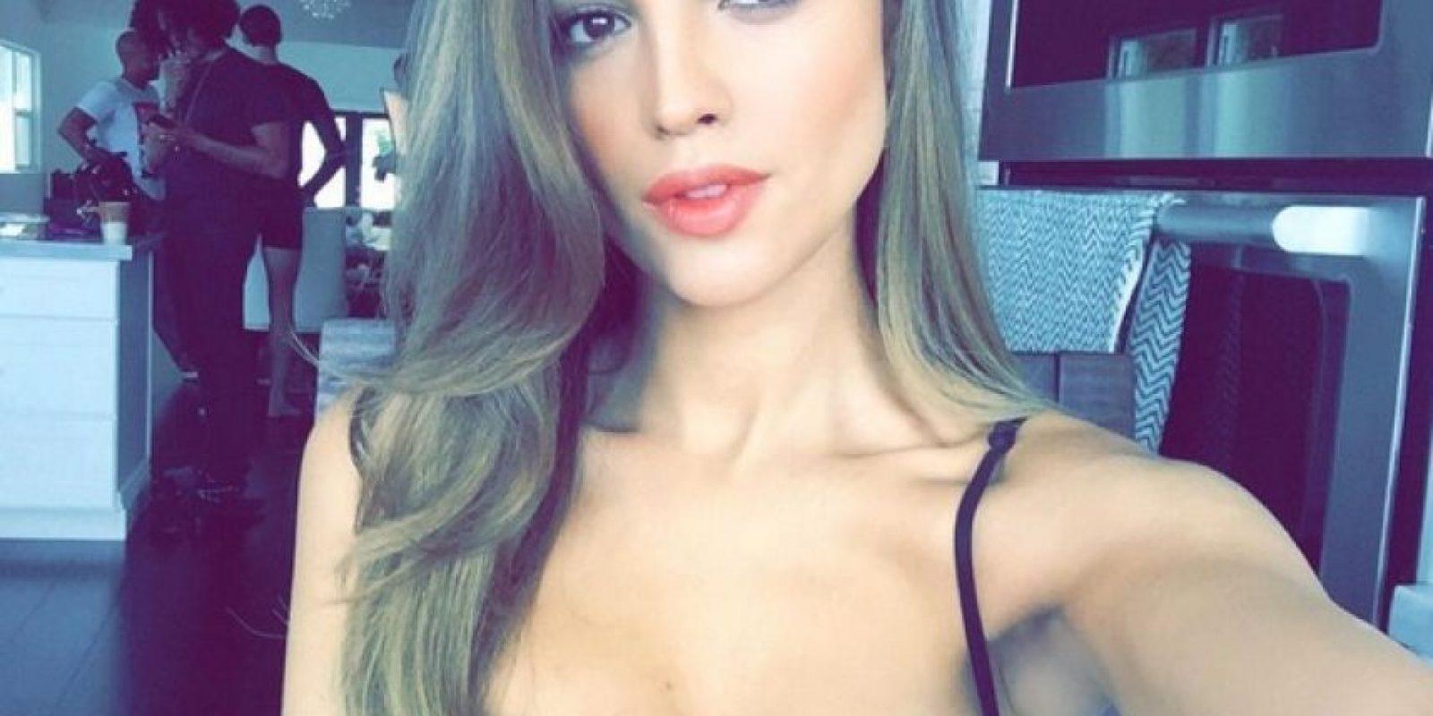 Eiza González Foto:Instagram/eizagonzalez