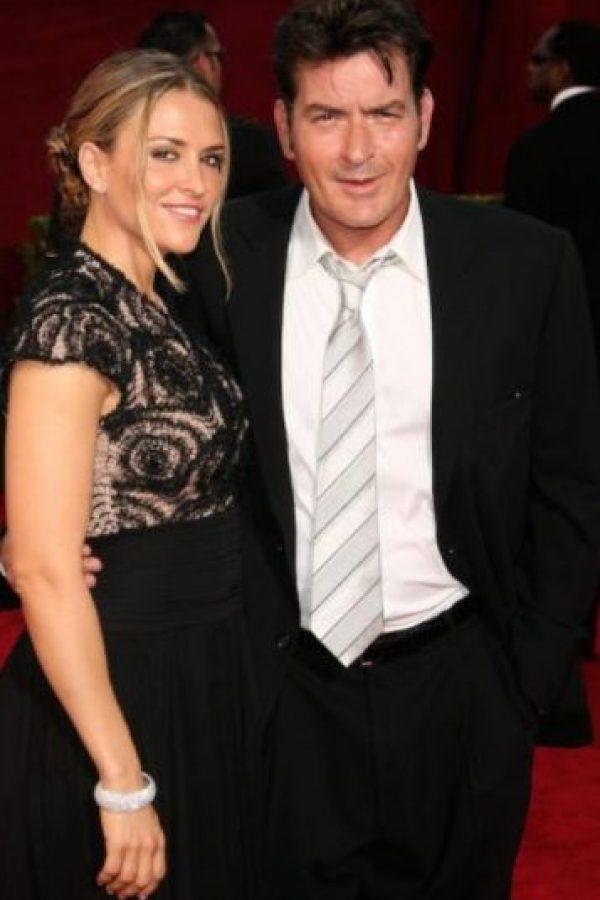 Brooke Mueller fue la esposa de Charlie Sheen en julio de 2007 Foto:Getty Images